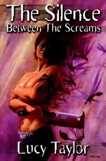 The Silence Between the Screams, a dark fantasy collection